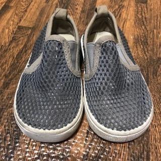 メッシュ子供靴12cm