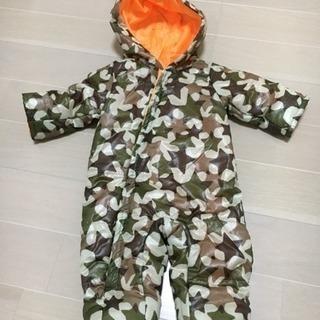 お値下げ中!70サイズ☆ジャンプスーツ 美品
