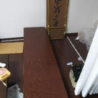 残り一台 折りたたみ式長机 会議用テーブル 座卓用幅180奥行き4...
