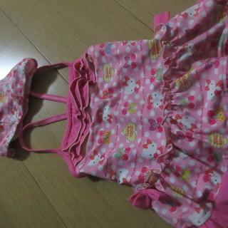 キティちゃんの水着(サイズ90)