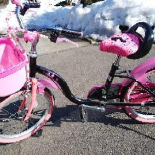 ☆交渉中☆idesミニーちゃん自転車