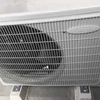 冷暖房機能、ルームエアコン