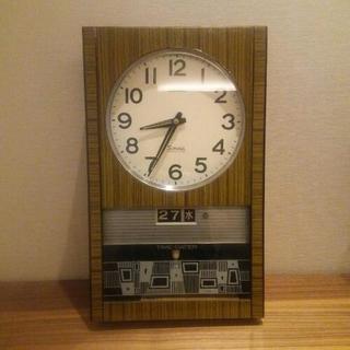 SEIKO セイコーソノーラ トランジスタ掛時計 約50年前の品...