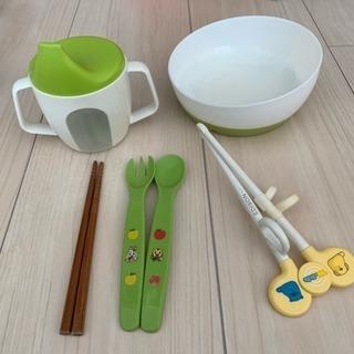 値下げ!IKEA、無印、エジソン箸、しまじろう ベビー食事セット