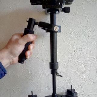 カメラ用スタビライザー  手ブレ防止  【値下げ】