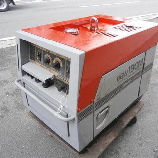 ☆中古品 新ダイワ ウェルダー 防音型エンジン(ディーゼル)発電...