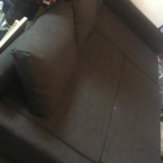 IKEA ソファーベッド フリーヘーテン ブラウン