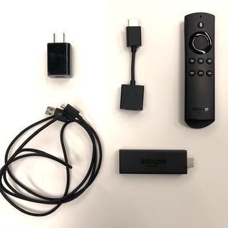 【Amazon Fire TV Stick】音声認識リモコン付属...