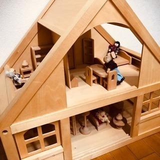 【🌟クリスマス オススメ🌟】ボーネルンド ドールハウス ♯人形 ...
