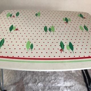 折りたみ テーブル