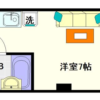 【スペース難波】6号タイプ!1Rタイプ!場所が便利すぎ!!