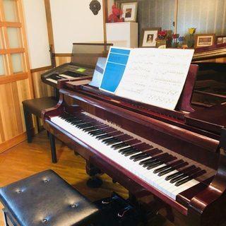 筑紫野市でピアノ教室をお探しならここ!月1回2600円〜自由に選べます!