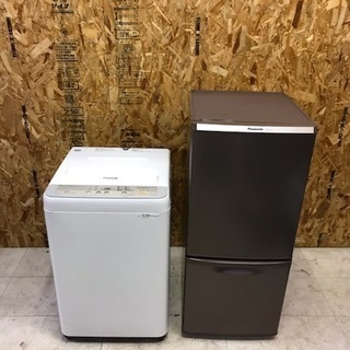 @17引取歓迎!美品パナソニック16年セット冷蔵庫 洗濯機 家電セット