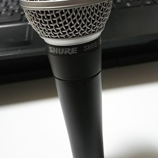 SHURE SM58マイク