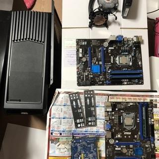 パソコン PCパーツ一式 自作PC用