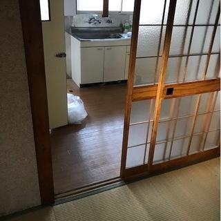 アパート2DK 中川区小本本町 33㎡ 空き予定 ご高齢の方や生活...