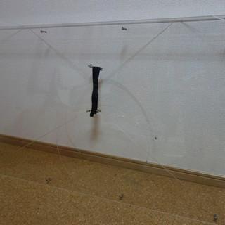 TV用液晶保護パネル売ります。