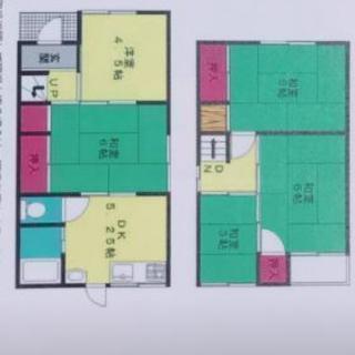 家賃交渉可能💎一軒家 貸します