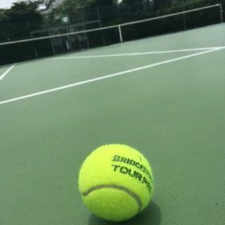 テニスサークルメンバー募集!