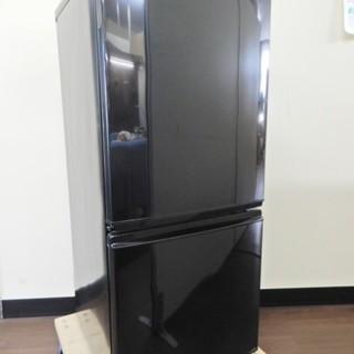 クリーニング済み♪高年式美品 シャープ冷蔵庫 SJ-D14A-B...