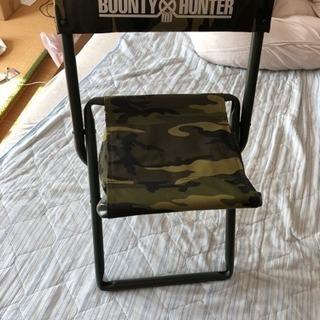 バウンティハンター 折りたたみ椅子