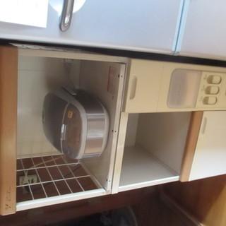エムケーキッチン収納庫 キャビー 米びつ(米容量20kg)(軽量...