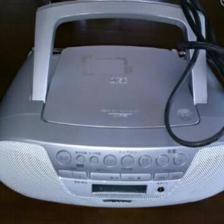ソニーCDラジオ ZS-S10CP
