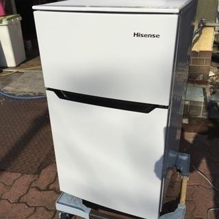 記載価格より最大2000円引き!Hisense 2ドア冷凍…