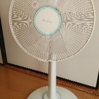 SANYOの扇風機