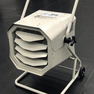ナカトミ 電気ファンヒーター TEH-100 大型