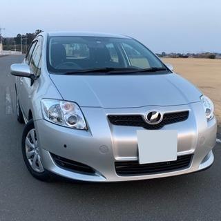 トヨタ オーリス 車検 1年以上 走行 9600キロ 低燃費