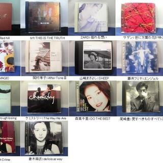 J-POP 中古CDアルバム 各種 1枚500円