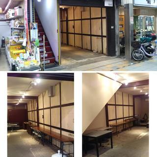 1月から空いてます。にぎやかな通りで好立地 三和本通商店街:日貸...