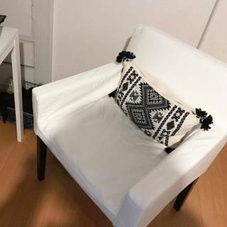 IKEA NILS ダイニングチェア 本体+カバー2枚