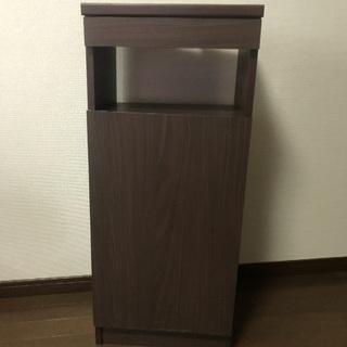 電話台ルーター収納棚【無料】