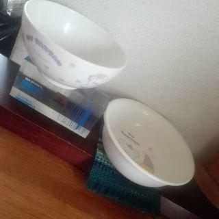 MY TANTAN ® 小さな皿2点【ムベのキッチン】樹脂製 使...
