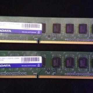 デスクトップ用メモリ 8g×2 ddr3 1600 u-d…