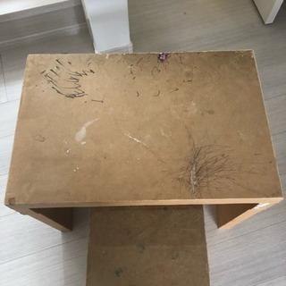 子供 落書きテーブル
