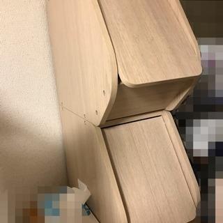 アイリスオーヤマ スタッキングボックス 2個