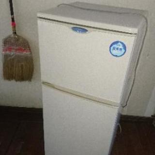 NEC製冷蔵庫(ジャンク)
