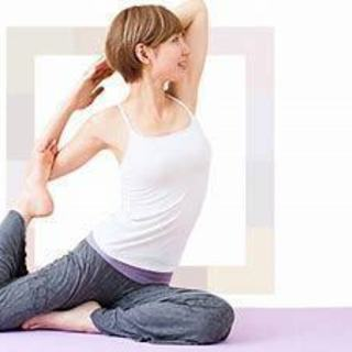 肩こり・腰痛改善ヨガ