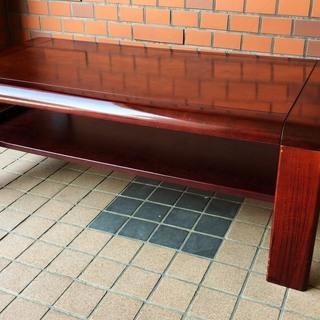 カリモク センターテーブル