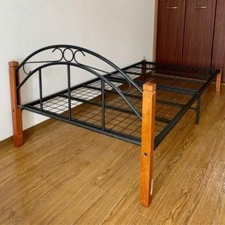 (お取引中) シングルベッド