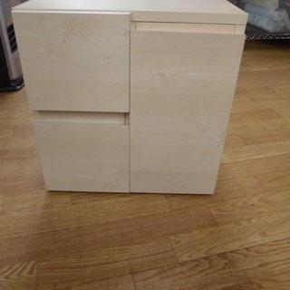 キューブボックス 収納ボックス 収納ケース 引き出し 木製 札幌 西岡店