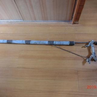 自在鉤:竹製
