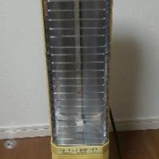 【ジャンク】national 800W 自動首振式ストーブ