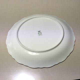 大型金縁プレート NARUMI BONE CHINA 日本製 洋皿 未使用品 - 世田谷区