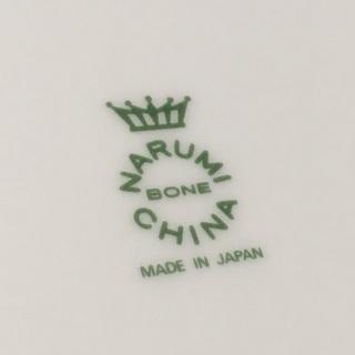 大型金縁プレート NARUMI BONE CHINA 日本製 洋皿 未使用品 - 生活雑貨