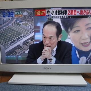 ソニー液晶テレビ KDL-26EX300 2010年製