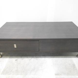 ニトリ 引き出し付きローテーブル『美品中古』【リサイクルショップサルフ】